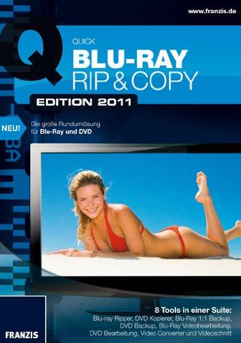 Quick Blu-Ray Rip & Copy Edition 2011