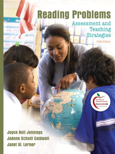 Reading Problems: Assessment and Teaching Strategies (6th Edition) (No Access Code)