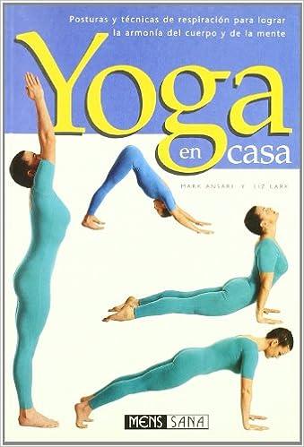 Yoga (Spanish Edition): Liz Lark: 9788434230224: Amazon.com ...