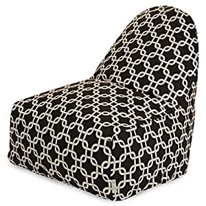 Amazon.com: Majestic Home Goods KICK-IT silla, enlaces ...