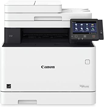 Canon imageCLASS MF743Cdw Color Laser All-in-One Printer