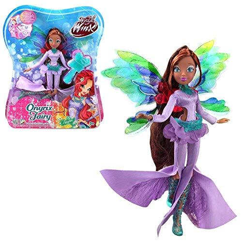Winx Club Winx Layla | Onyrix Fairy Doll World of | Magic Twist