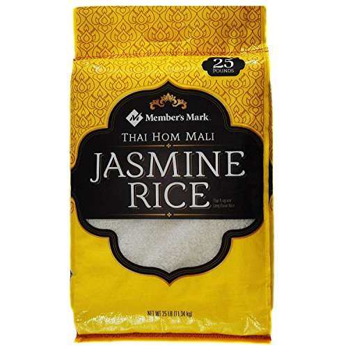 Member's Mark Thai Jasmine Rice (25 lb.) by Member's Mark