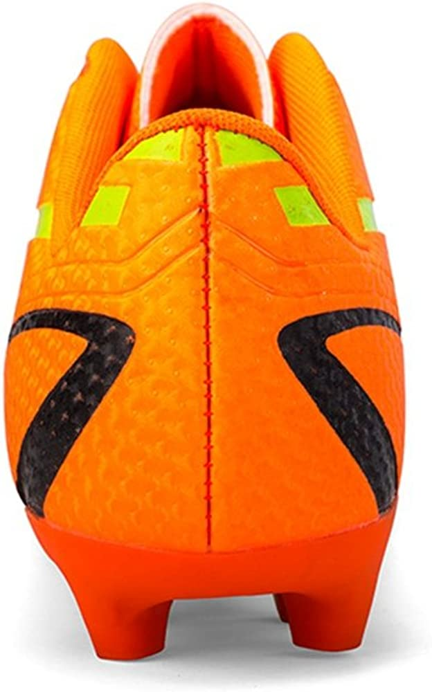 YING LAN Mens Boys Turf Cleats Soccer Athletic Football Outdoor//Indoor Sports Shoes TF