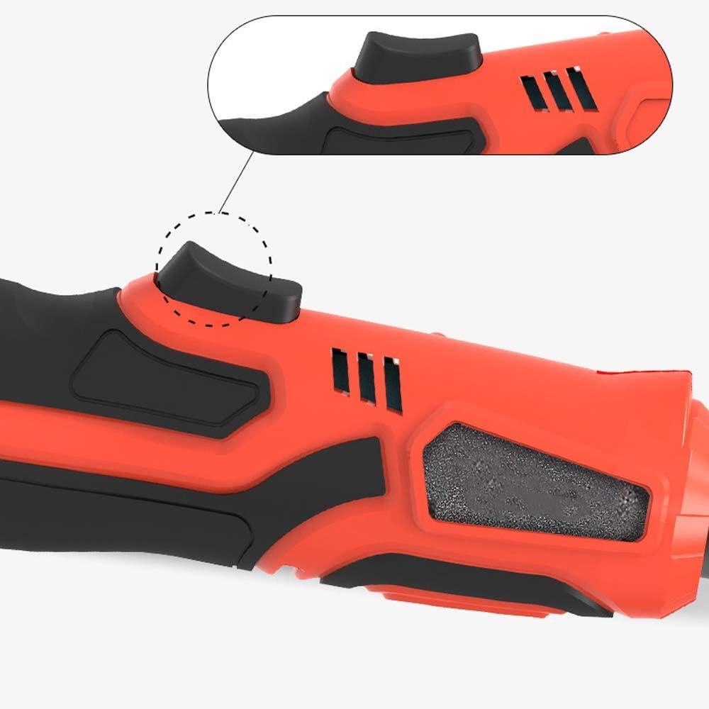 Festnight Chiave a cricchetto elettrica ricaricabile multifunzione a 3//8con chiave elettrica ricaricabile a batteria con luce a LED