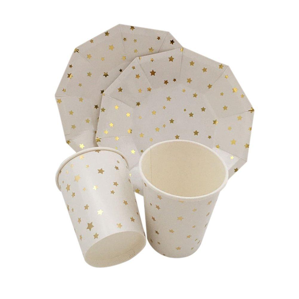 紙皿、紙コップ