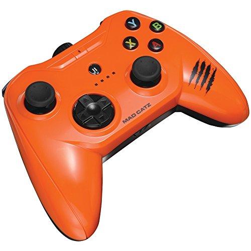 MADCATZ MCB312630A10/04/1 C.T.R.L.i(TM) Mobile Gamepad (Orange) electronic consumer by Mad Catz