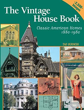 Vintage house book 100 years of classic for Classic american house