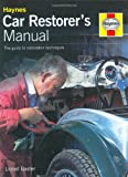 img - for Car Restorer's Manual book / textbook / text book