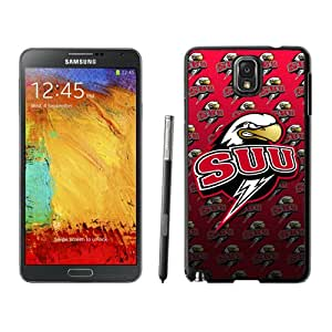 Beautiful Designed With NCAA Big Sky Conference Football Southern Utah Thunderbirds 2 Protective Cell Phone Hardshell Cover Case For Samsung Galaxy Note 3 N900A N900V N900P N900T Black