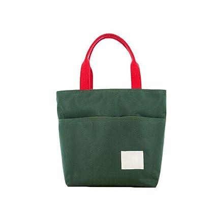 9007b20eba2b Amazon.com: Guyuexuan Lunch Box Bag, Lunch Bag, Handbag, Oxford ...
