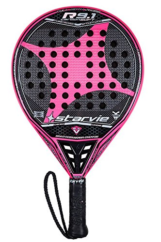 Pala Star Vie R9.1 DRS Carbon Soft 2015: Amazon.es: Deportes ...