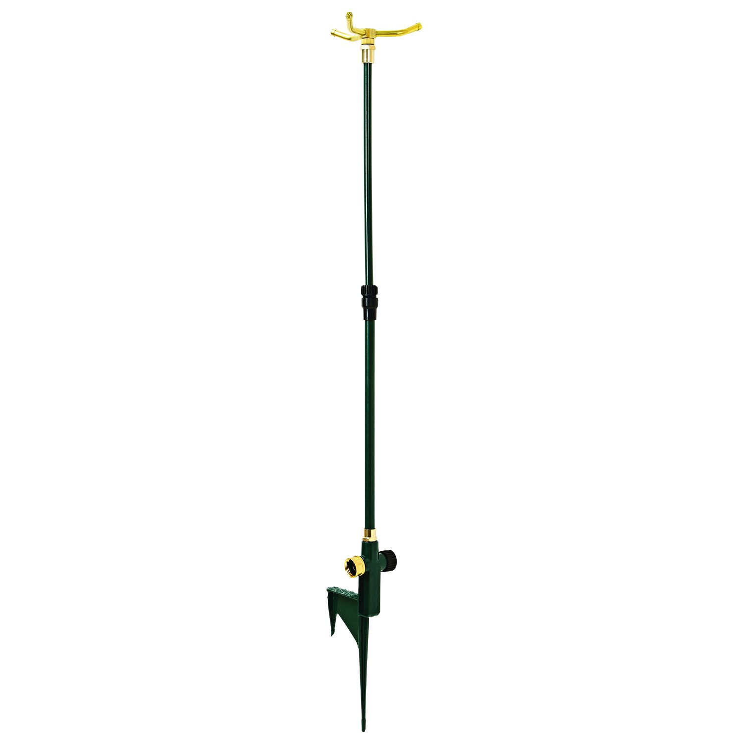 Melnor 15110 Telescoping Sprinkler, 40'', Green
