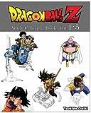 Dragon Ball Z : Adult Coloring Book VoL.1-5: Sketch Coloring Book