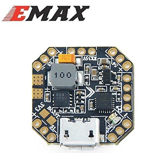 Crazepony EMAX F3 Femto Flight Controller for QAV130 QAV150 QAV-R FPV Racing Quadcopter etc (Programmable Flight Controller)