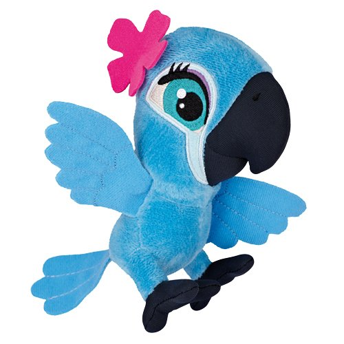 Rio 2 Movie JAKKS PACIFIC 6 Inch Plush Jewel (Jewel Rio From 2)