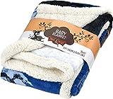 42 bear - Baby Soft Poly Fleece Sherpa Blanket 30