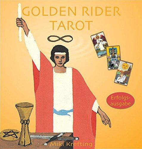 Golden Rider Tarot: Set: Buch und Karten