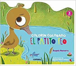 Book El Patito Feo (Colorin Colorado)