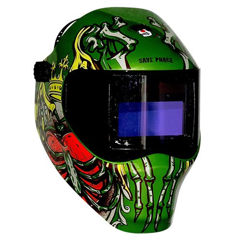 Save Phace 3011629 Dead King 40-Vizl2 Series Welding Helmet]()