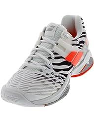 Babolat Propulse Fury All Court Womens Tennis Shoe,Zebra