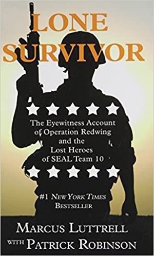 Amazon com: Lone Survivor: The Eyewitness Account of