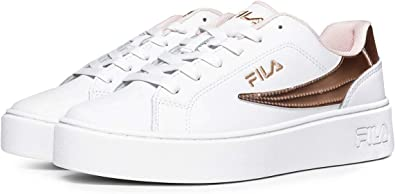 Fila 1010627 Sports Shoes Women White 36: Amazon.co.uk
