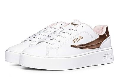 Fila Sneaker OVERSTATE F Low WMN White: : Schuhe