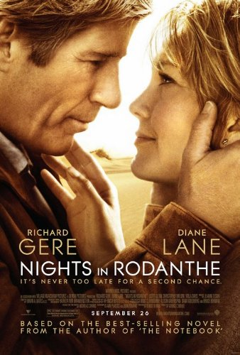 NIGHTS IN RODANTHE Original Movie Poster 27x40 - DS - Diane Lane - Richard Gere - Christopher Meloni - Viola Davis