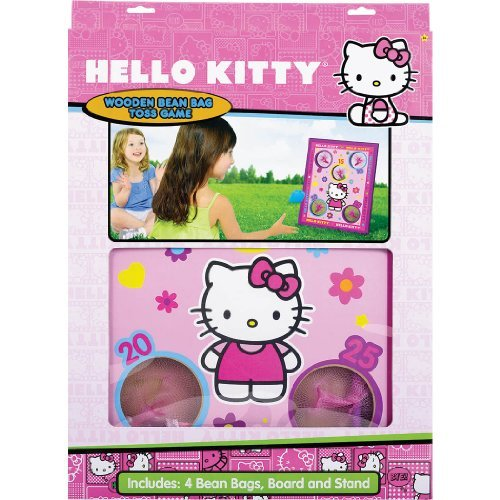 Amscan Bean Bag Toss Game | Hello Kitty Collection | Party Accessory | 6 Kits by Amscan (Image #1)
