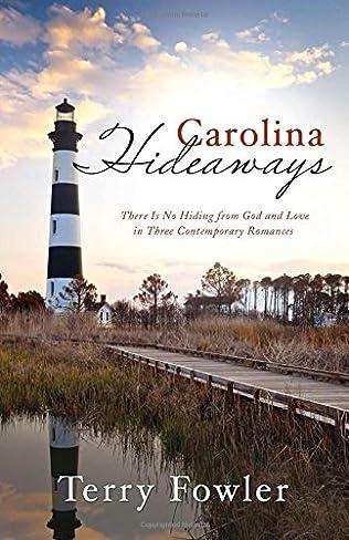 book cover of Carolina Hideaways