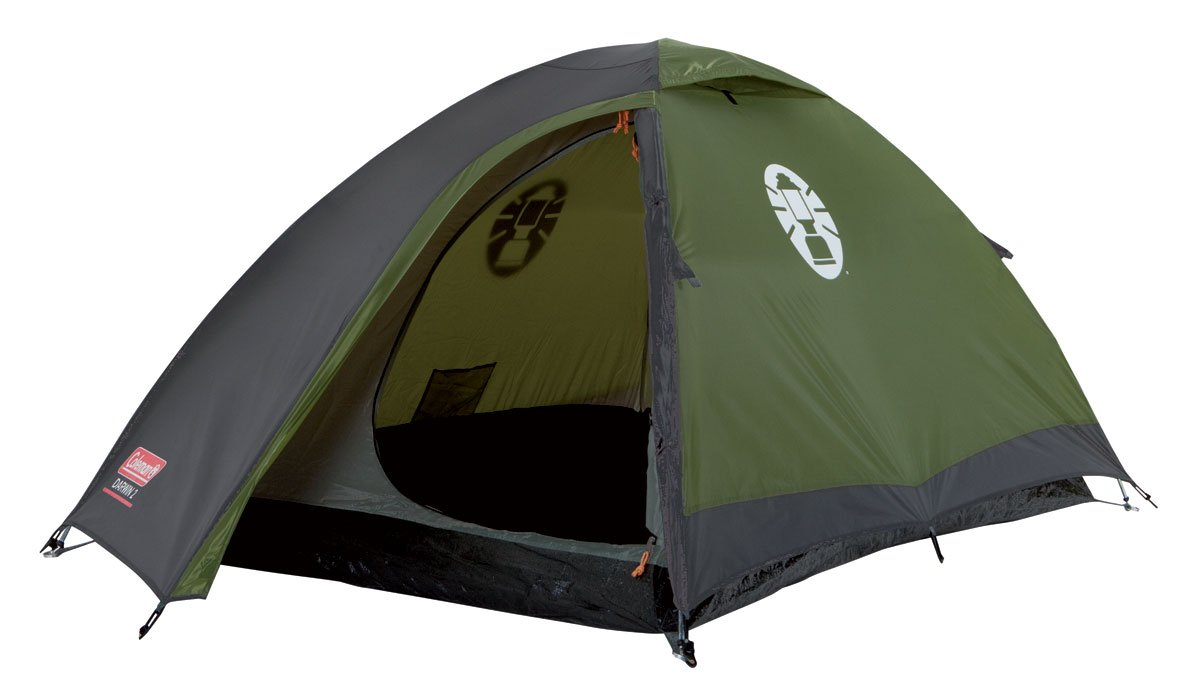 Coleman Polyester Darwin 2 Camping Tent