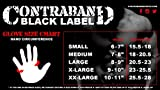 Contraband-Black-Label-5990-Premium-Leather-Wrist-Lock-Gloves-w-Rubber-Xtreme-Traction-Pads