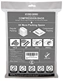 Zero Grid Travel Compression Bags - 10 Count