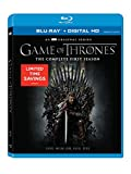 Buy Game of Thrones: The Complete First Season (BD) [Blu-ray]