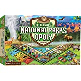 MasterPieces National Parks Opoly Jr. Board Game