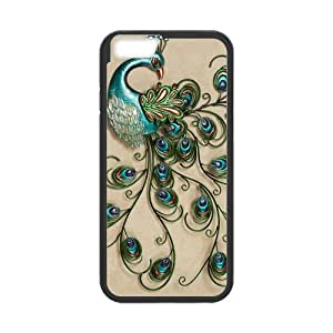 Peacock Feather iPhone 6 4.7 inches Cases-Cosica Provide Superior Cases For iPhone 6 4.7""