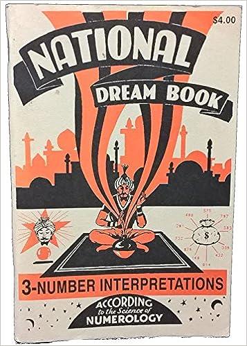National Dream Book 3-Number Interpretations According to