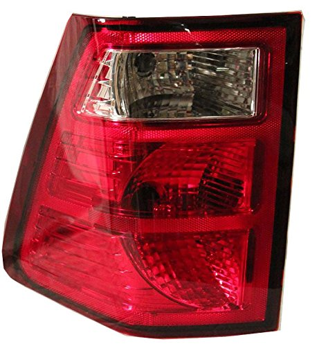 JEEP GRAND CHEROKEE TAIL LIGHT RIGHT (PASSENGER SIDE)(2 BULB) 2007-2009 ()