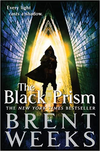 Image result for the black prism book