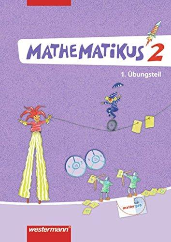 Mathematikus - Allgemeine Ausgabe 2007: Übungsteil 2 (2-teilig)