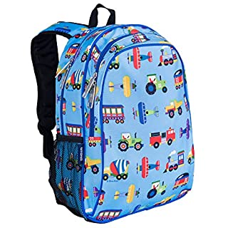 Wildkin 15 Inch Backpack, Trains Planes & Trucks (B003F1HCVG) | Amazon price tracker / tracking, Amazon price history charts, Amazon price watches, Amazon price drop alerts