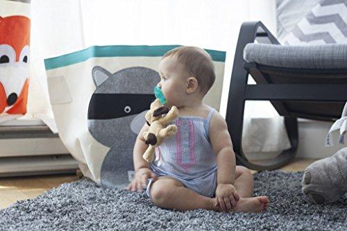WubbaNub Infant Pacifier - Brown Puppy by WubbaNub (Image #5)