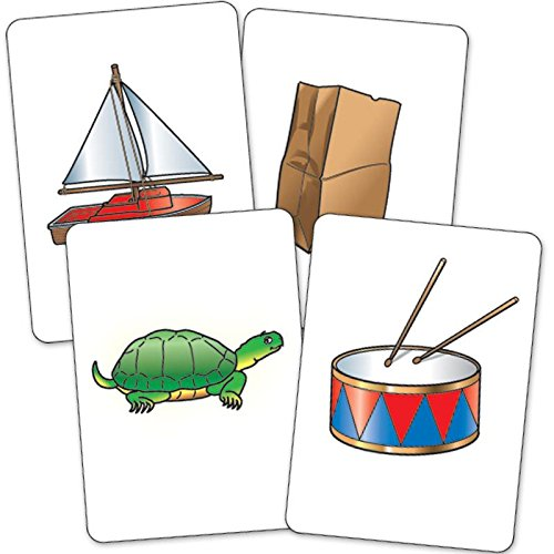Really Good Stuff ¡Vete a pescar! - Los sonidos iniciales (Spanish Go Fish - Beginning Sounds) by Really Good Stuff (Image #1)