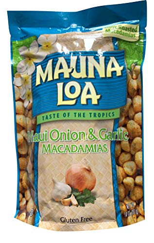 Top recommendation for macadamia nuts onion and garlic