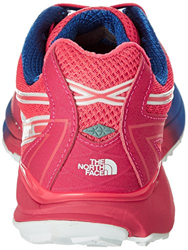 Cardiac North Rojo The W UK Face 7 Trail Women's Red Ultra Blue Rocket Quartz xHqdXq0