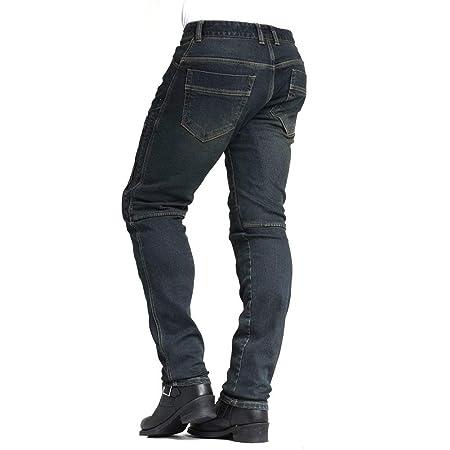 Amazon.com: Maxler Jean 1617 - Pantalones vaqueros para ...
