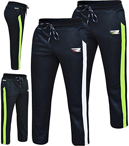 RDX Traininghose Herren Jogginghose Sporthose Präsentationshose Fitnesshose Freizeithose Haushose Laufhose S