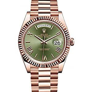 Rolex Day-Date II automatic-self-wind mens Watch 228235 OGRP (Certified Pre-owned)
