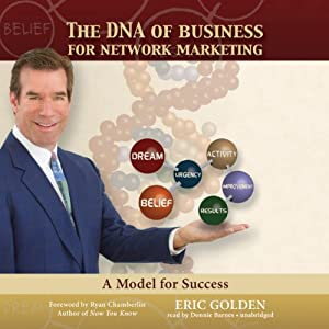 The DNA of Business for Network Marketing Audiobook